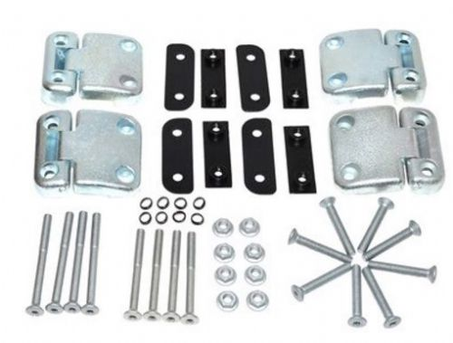 Defender - 2nd Row Door Hinge Kit - DA1275